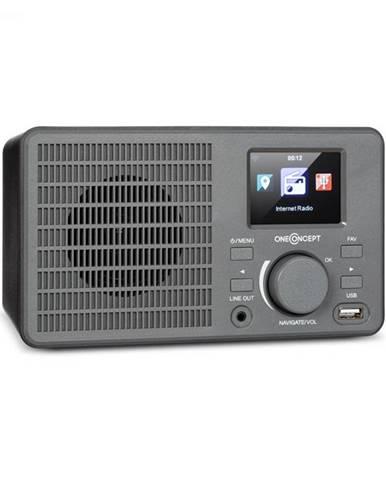 Internetové rádio