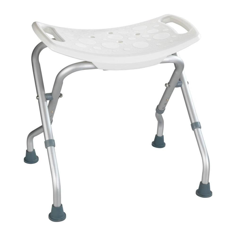 Wenko Rozkladacia stolička do sprchy Wenko Secura